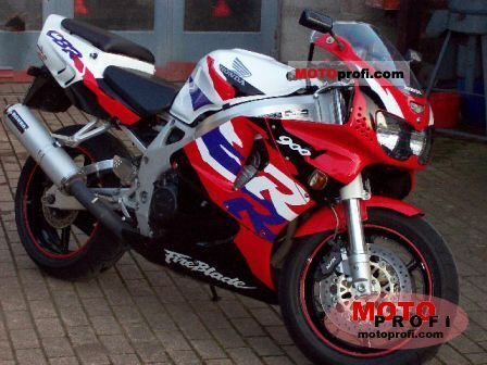 Honda Cbr 900 Rr Fireblade 1998 Specs And Photos