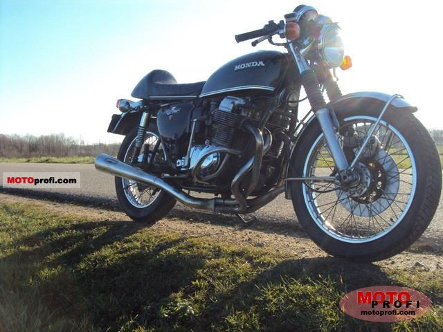 Honda CB 750 K 1977 photo