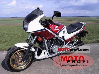 1983 Honda VF 750 C: pics, specs and information