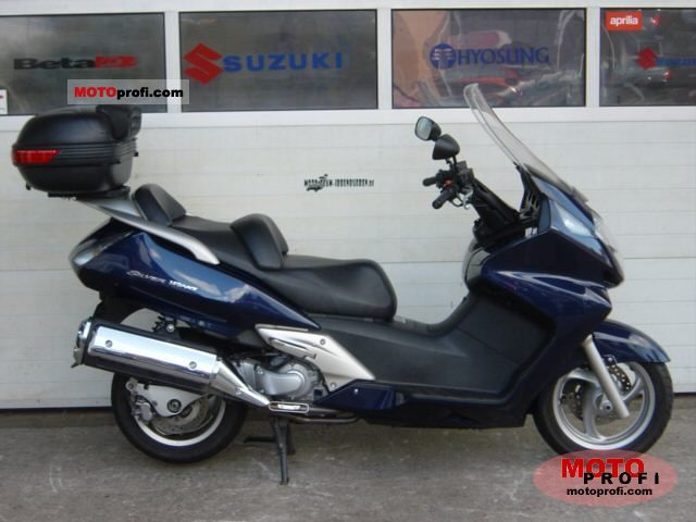 honda silver wing 600 2001 specs and photos. Black Bedroom Furniture Sets. Home Design Ideas