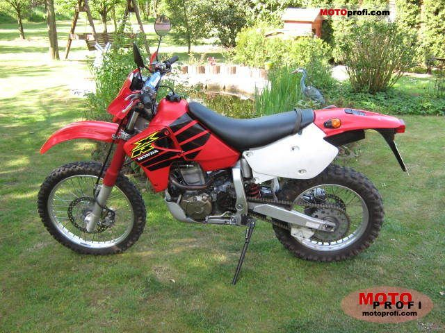 Honda XR 650 2000 photo