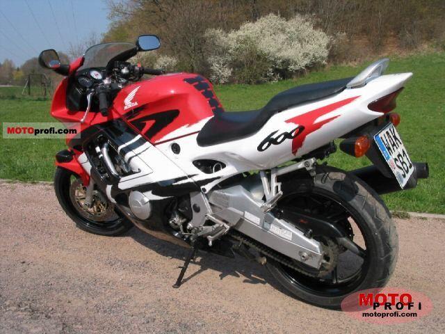 honda cbr 600. Honda CBR 600 F 1997