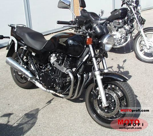 honda cb 750 seven fifty 2003 specs and photos. Black Bedroom Furniture Sets. Home Design Ideas