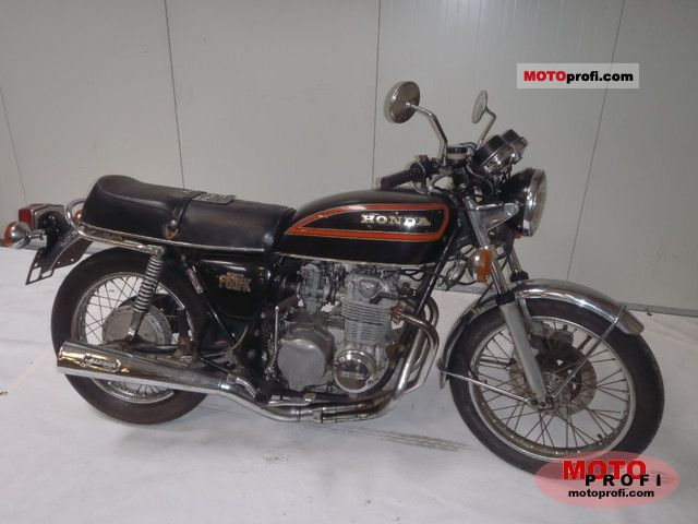 Honda CB 550 K 3 1978 photo