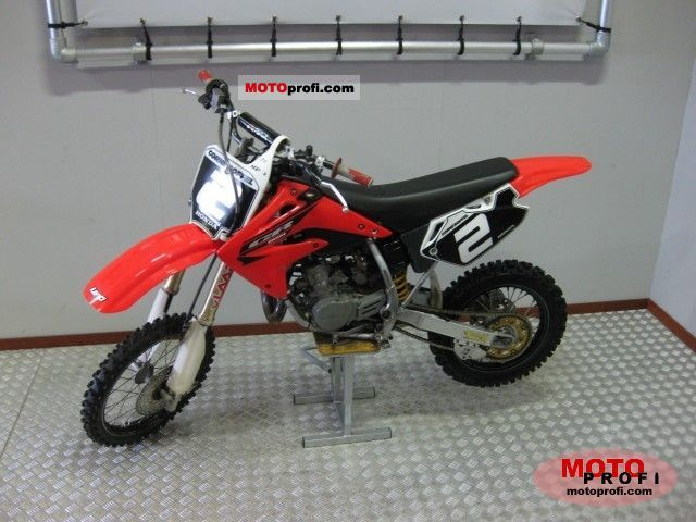 Honda CR 85 R 2005 photo