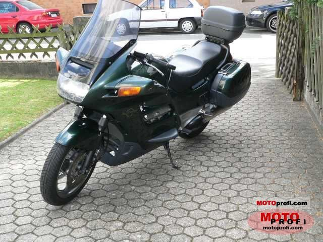 honda st 1100 pan european 1992 specs and photos. Black Bedroom Furniture Sets. Home Design Ideas