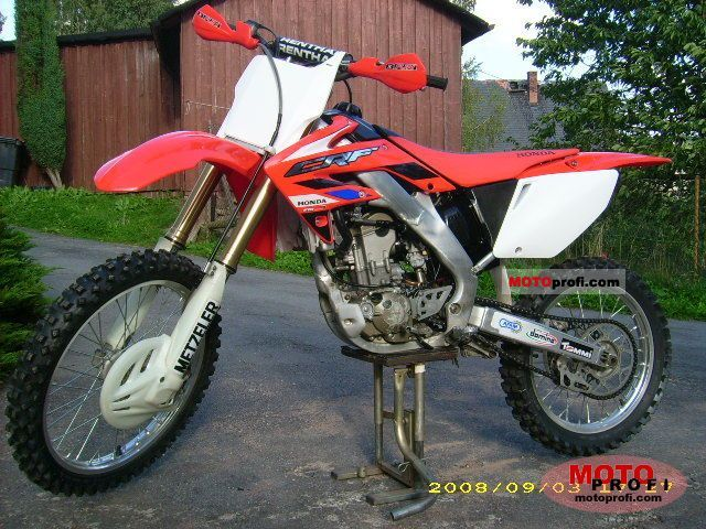 Magnificent Honda Crf 250 R 2005 Specs And Photos Ibusinesslaw Wood Chair Design Ideas Ibusinesslaworg