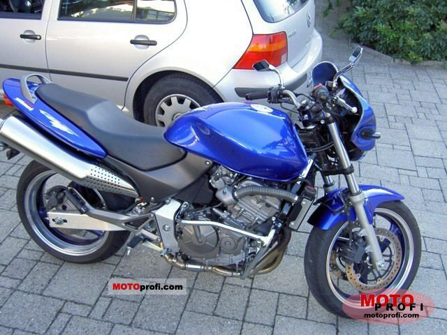 honda cb 600 f hornet 2001 specs and photos. Black Bedroom Furniture Sets. Home Design Ideas