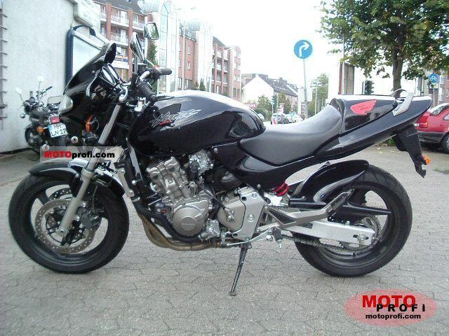 honda cb600fy 2001