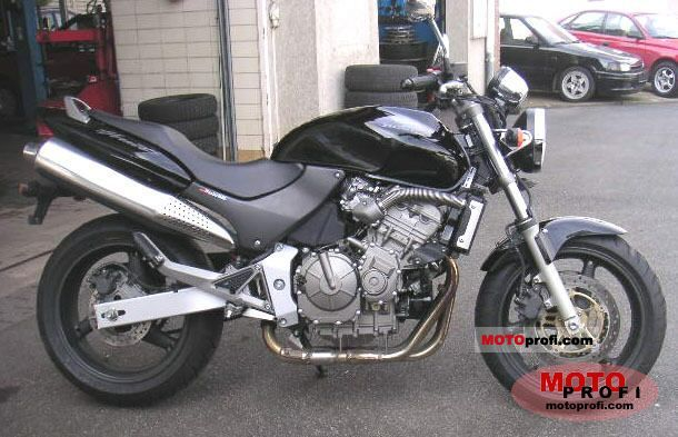 honda cb 600 f hornet 2002 specs and photos. Black Bedroom Furniture Sets. Home Design Ideas