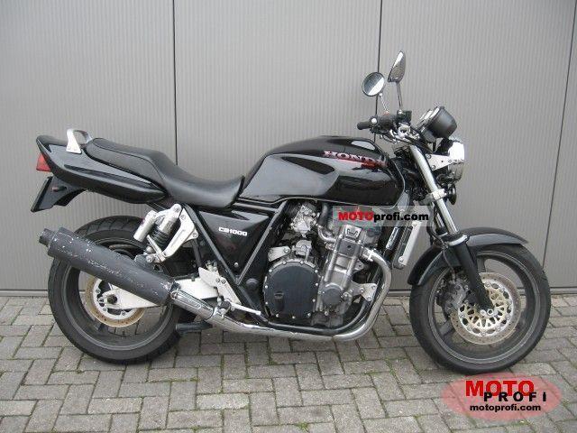 Honda CB 1000 1996 photo