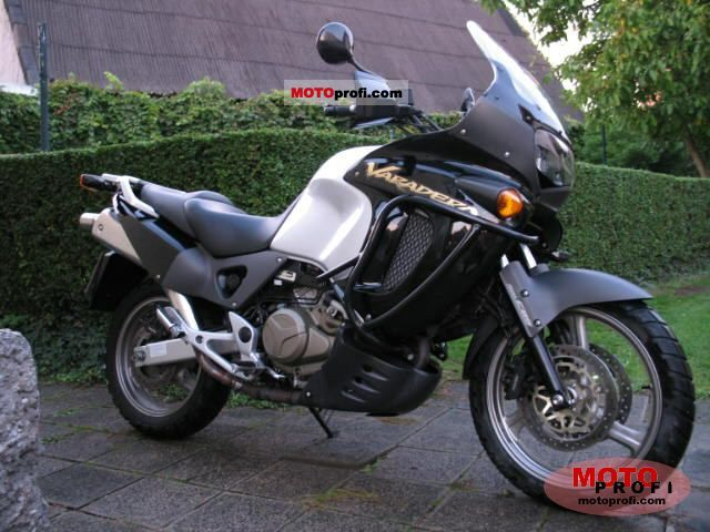 honda xl 1000 v varadero 2001 specs and photos. Black Bedroom Furniture Sets. Home Design Ideas