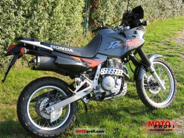 honda nx 650 dominator 1996 specs and photos. Black Bedroom Furniture Sets. Home Design Ideas