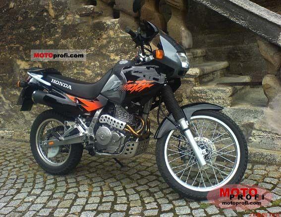 Photo 3 of 7 from Honda NX650 Dominator RD08 2002