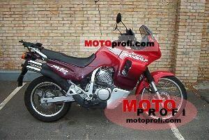 Honda transalp 600 specs