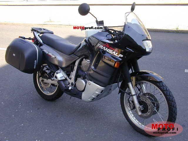 Honda Xl 600 V Transalp 1999 Specs And Photos