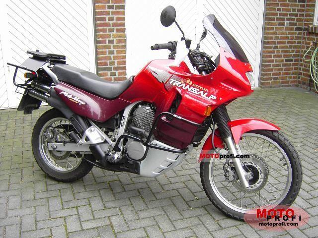 Honda Xl 600 V Transalp 2000 Specs And Photos