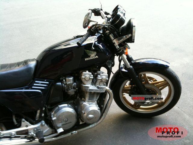 Honda CB 750 F 2 1982 photo