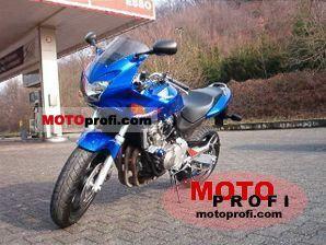 Honda Cb 600 S Hornet 2001 Specs And Photos