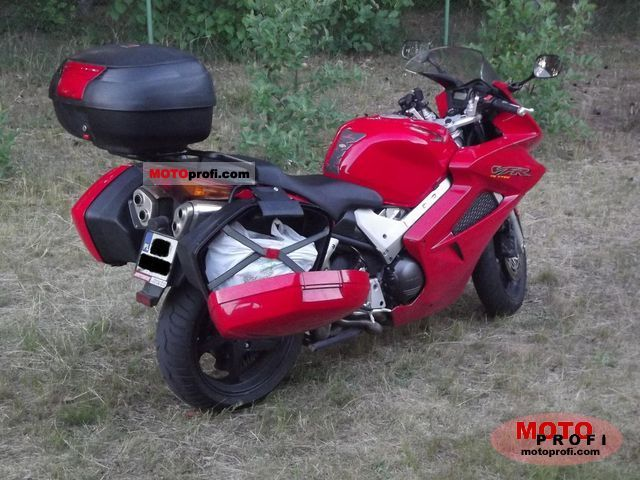 honda vfr 800 vtec 2003 specs and photos. Black Bedroom Furniture Sets. Home Design Ideas