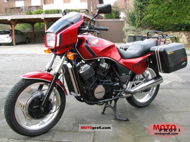honda vt 500 e 1986 specs and photos. Black Bedroom Furniture Sets. Home Design Ideas