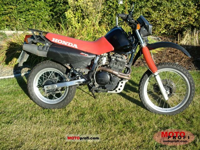 Honda XL 600 LM 1987 photo