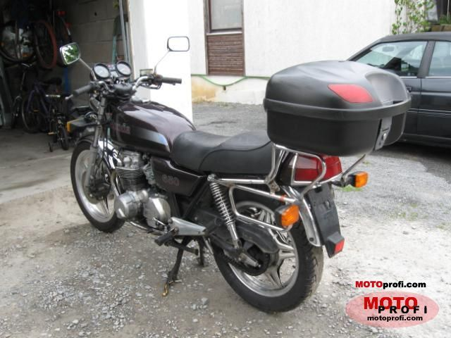 Honda CB 650 1981 photo