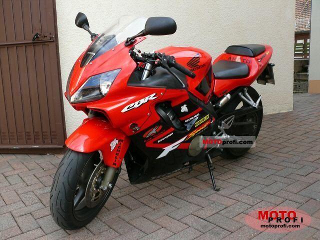 Honda CBR 600 F Sport 2001 Specs and Photos