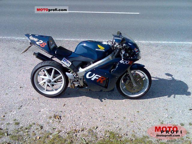 Honda VFR 400 R 1992 photo