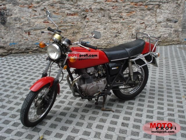 Honda CJ 250 T 1978 photo