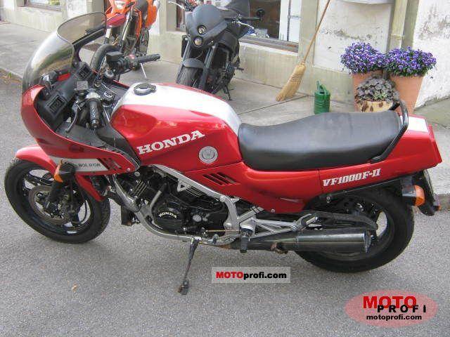 Honda VF 1000 F 2 1986 photo