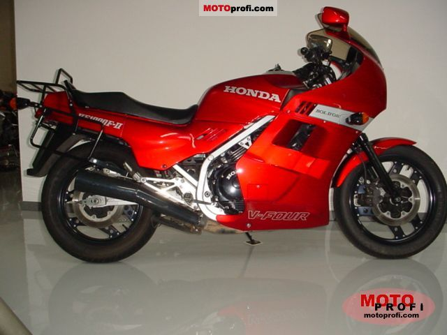 Honda VF 1000 F 2 1987 photo
