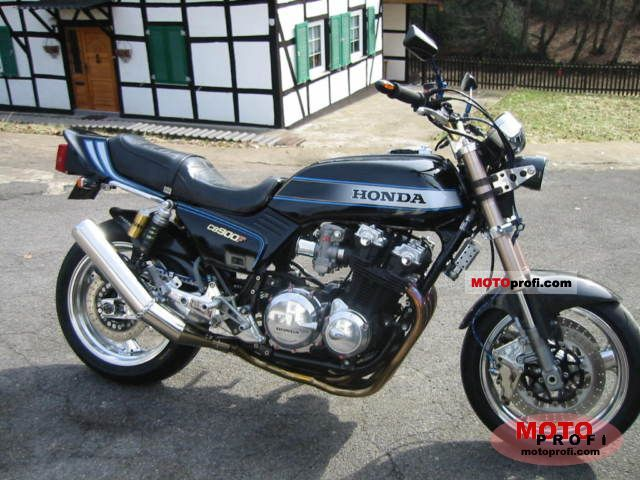 Honda CB 1100 F 1984 photo