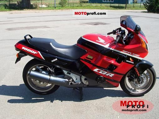 honda cbr 1000 f 1991 specs and photos. Black Bedroom Furniture Sets. Home Design Ideas