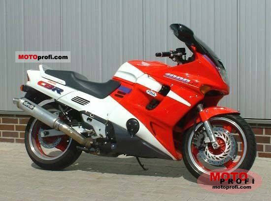 honda cbr 1000 f 1995 specs and photos. Black Bedroom Furniture Sets. Home Design Ideas