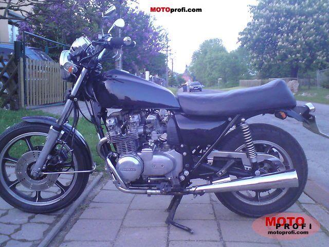 Kawasaki Z 650 SR 1979 photo