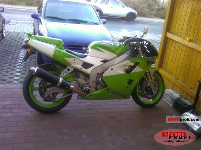 Kawasaki ZXR 400 1999 Photo 3
