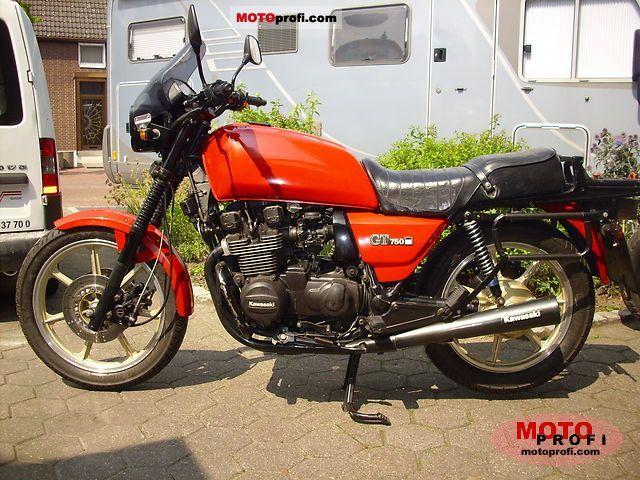 Kawasaki Z 750 GT 1983 photo