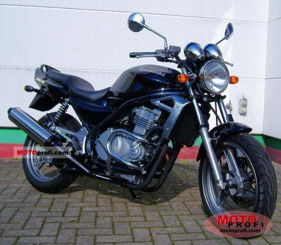 Kawasaki Er 5 2003 Specs And Photos