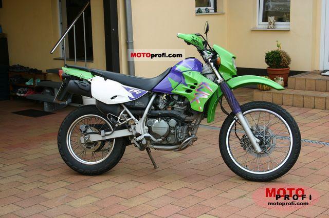 Kawasaki KLR 650 1999 photo