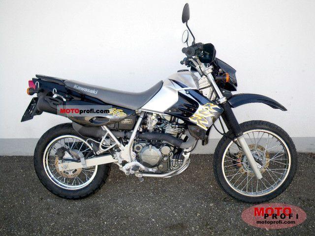 Kawasaki KLR 650 2004 model Tarsus/Mersin (BAYRAM) - inanılmaz güç ...
