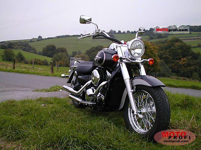 Kawasaki Vn 1500 Classic Fi 2001 Specs And Photos