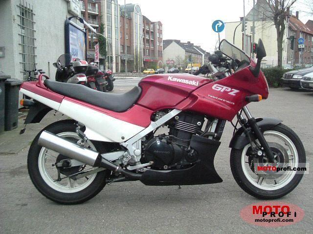 Kawasaki Gpz S Lgw on 1990 Ktm 500 2 Stroke