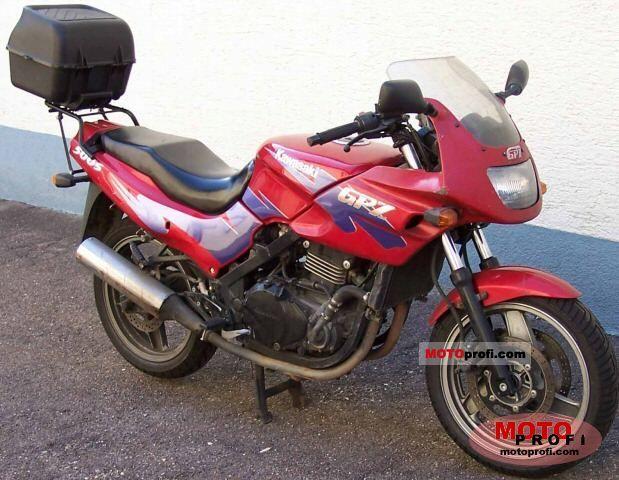Kawasaki GPZ 500 S GPZ500 498 cm3 DIJELOVI ILI KOMPLET