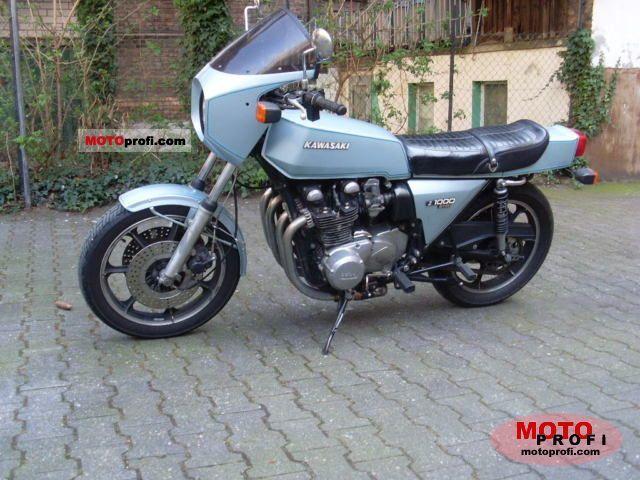 Kawasaki Z 1000 Z 1-R 1978 photo