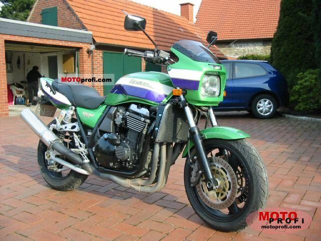 Kawasaki ZRX 1100 1999 Photo 8