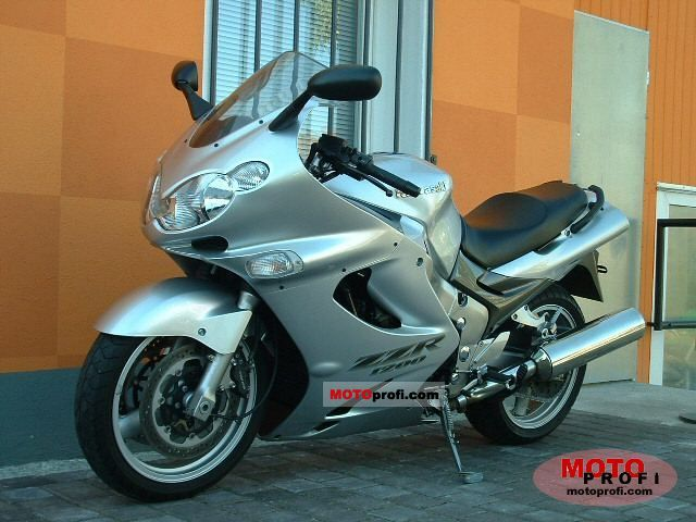 Kawasaki ZZR 1200 2004 Specs and Photos
