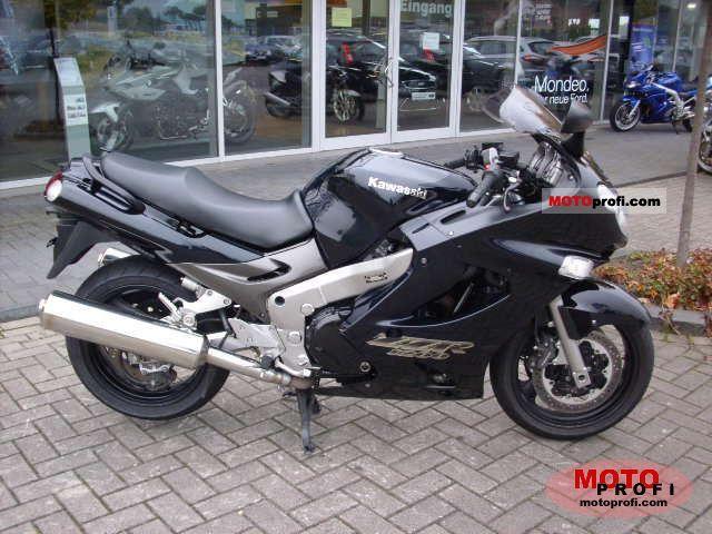 Kawasaki ZZR 1200 2004 Specs and Photos