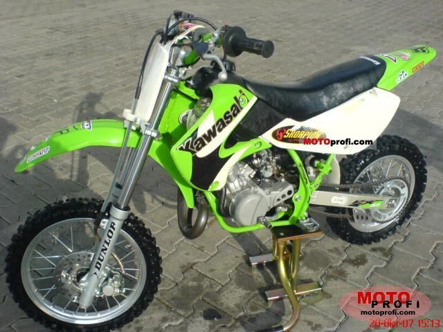 Kawasaki Kx 65 2005 Specs And Photos