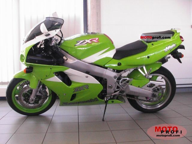 Kawasaki Zxr 750 1995 Specs And Photos
